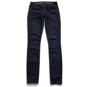 Articles of Society Jeans Skinny in Lana Blue Bird